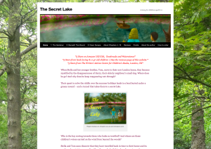 The Secret Lake website