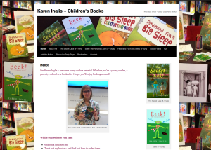 Go to Karen Inglis author website