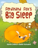 Ferdinand Fox's Big Sleep - book cover and link to Amazon