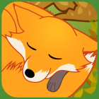 Ferdinand Fox's Big Sleep book app for kids