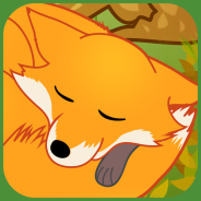 Ferdinand Fox's Big Sleep iPad app (icon)