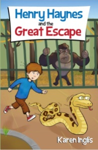 Henry Haynes and The Great Escape book cover