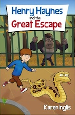 Henry Haynes and The Great Escape front cover