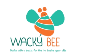 Wacky Bee children's publisher logo