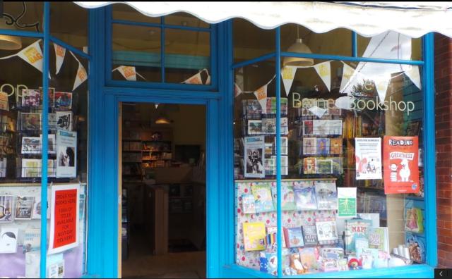 Barnes Bookshop