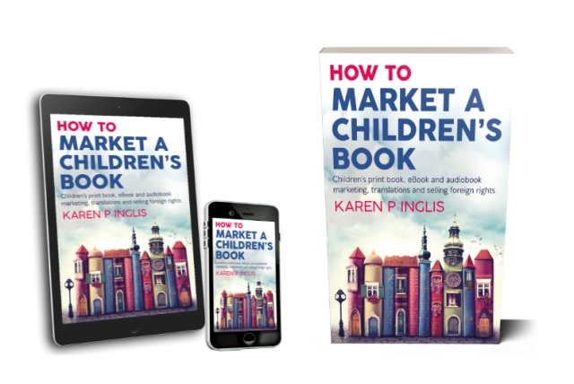 How to Market a Children's Book_PR image